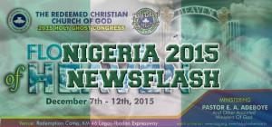 Nigeria 2015 Newsflash
