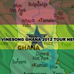 Ghana 2012 Tour News