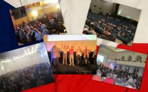 Collage Czech Tour