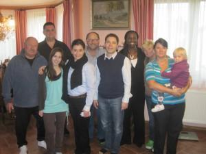 Czech Host Family