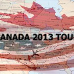 USA & Canada 2013 Tour News