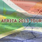South Africa 2013 Tour News