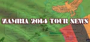 Zambia 2014 Tour News Web