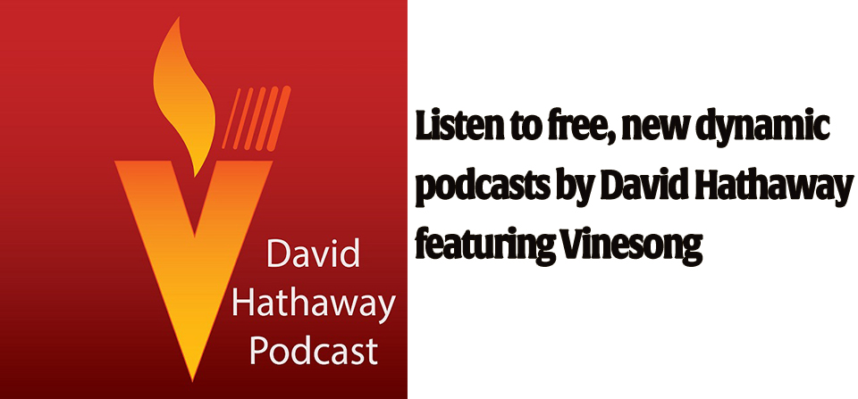 New Podcasts by David Hathaway