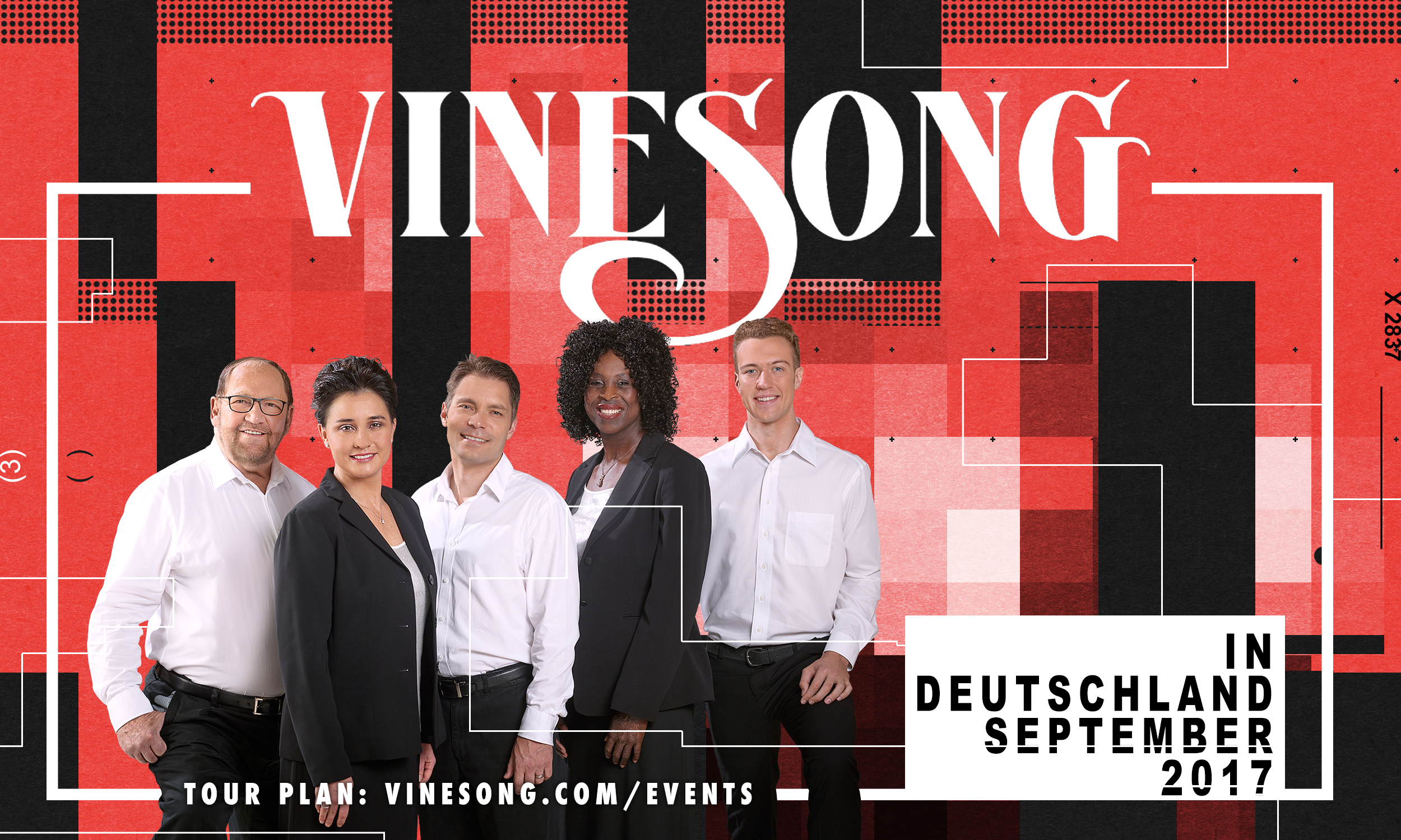 Vinesong in Germany 2017